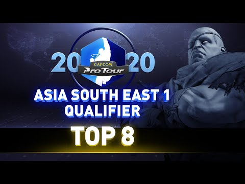CPT 2020 Online Southeast Asia 1 - Top 8