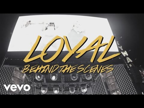 Chris Brown – Loyal (Behind the Scenes) ft. Lil Wayne, Tyga
