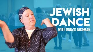 What is Jewish Dance?