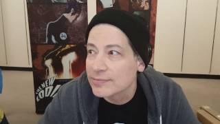 Exclusive: Artist Joe St. Pierre interview