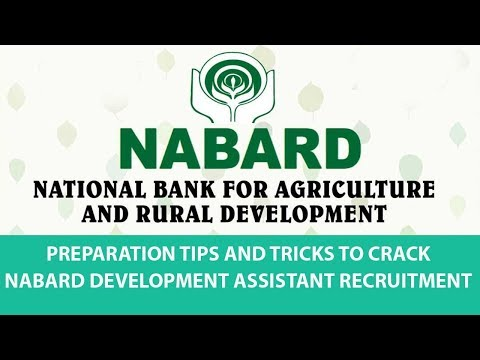 Preparation Tips and Tricks to Crack NABARD Development Assistant Recruitment