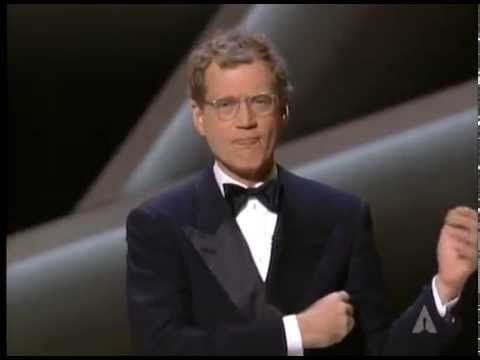 "David Letterman's Oscar® Top 10 and ""Cabin Boy"" Auditions"
