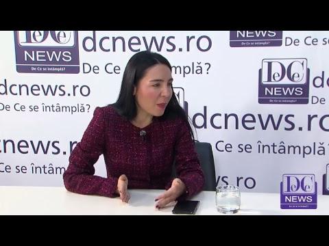 Claudia Țapardel, la DCNews. Declarațiile zilei