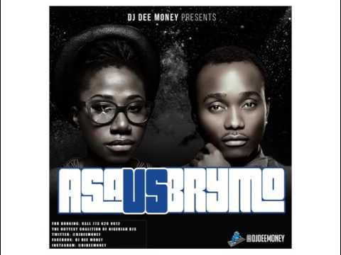 DJ Dee Money Presents Asa Vs Brymo Mixtape