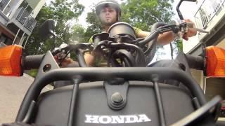 7. 2009 Honda Ruckus for Sale