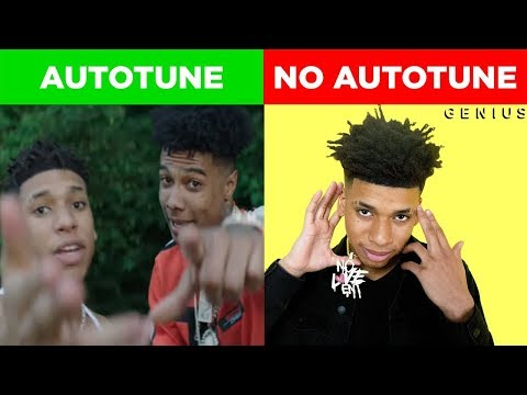GENIUS INTERVIEWS VS. SONGS (AUTOTUNE VS. NO AUTOTUNE)