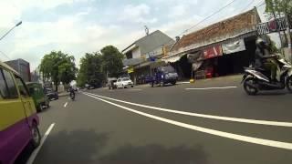 Karawang Indonesia  city photos : Riding a Becak in Karawang Indonesia