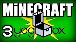 Live #01 (parte 3) - Minecraft: YOGBOX.