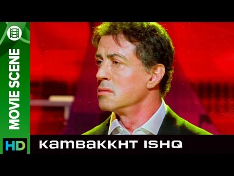 Sylvester Stallone meets Akshay Kumar | Sylvester Stallone | Movie Scene