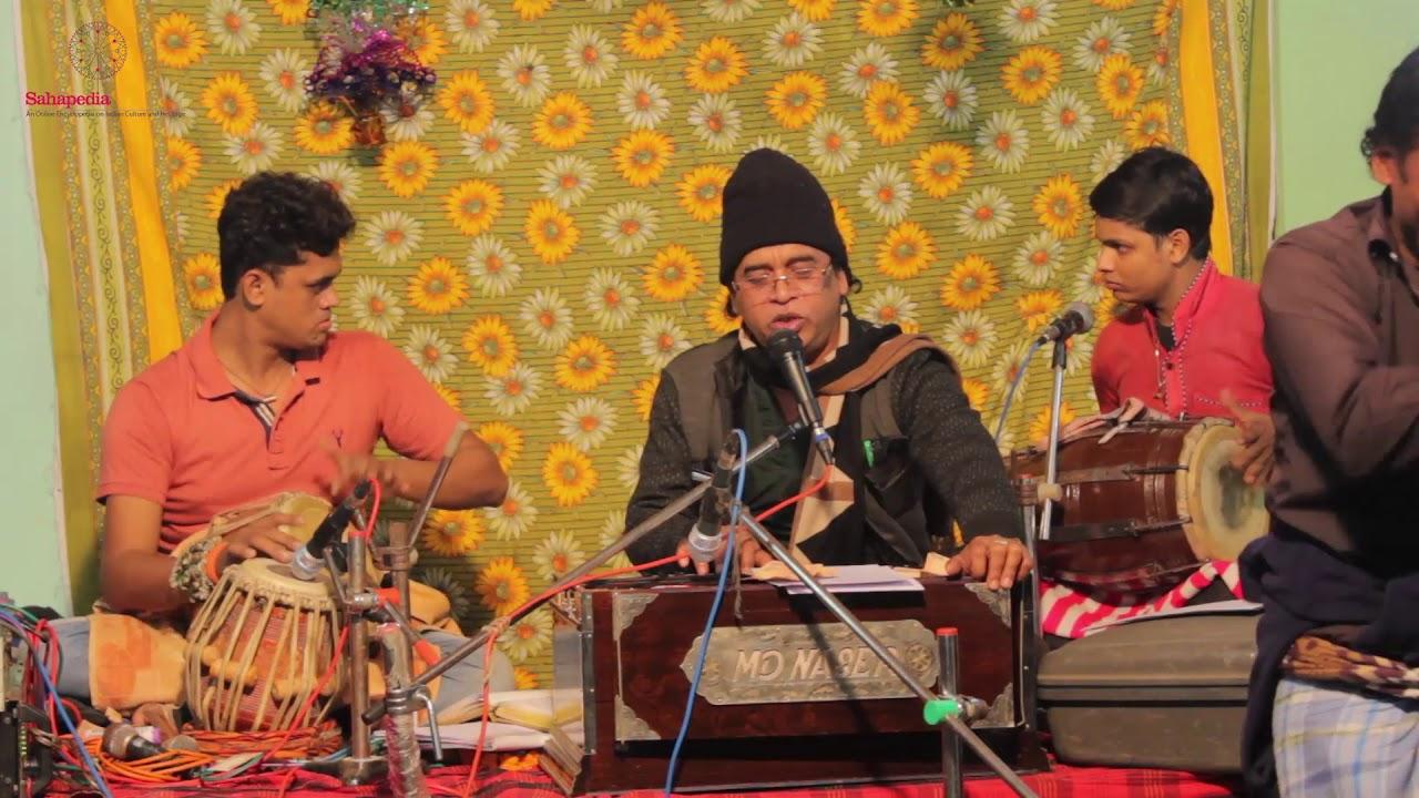 Bangla Qawwali by Qawwal Naser Jhankar: Allah Hu