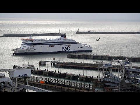 P&O Ferries: Υπό κυπριακή σημαία όλα τα πλοία της Μάγχης