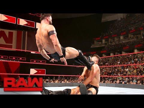 Finn Bálor vs. The Miz: Raw, Feb. 26, 2018