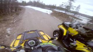 4. Can-Am Outlander Max XT 500 2010