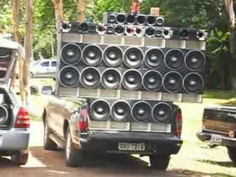 1 Encontro de som automotivo de Nova Laranjeiras