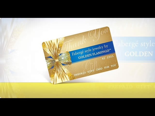 Jewelry Gift Cards. Video Thumbnail
