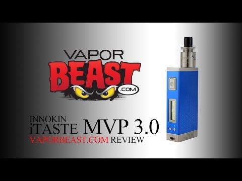 Innokin iTaste MVP 3.0 by VaporBeast.com