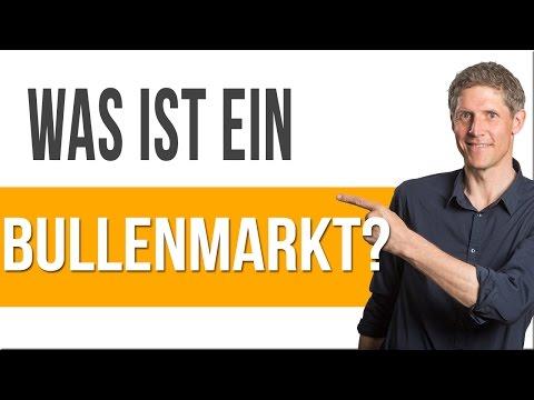 Was ist ein Bullenmarkt? - Einfach erklärt in 60 Sekunden