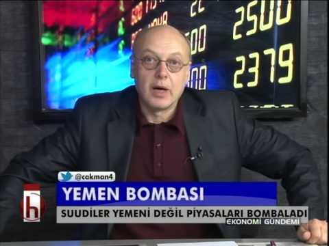 Dr. Cüneyt Akman'la Ekonomi: Piyasaya Yemen bombası