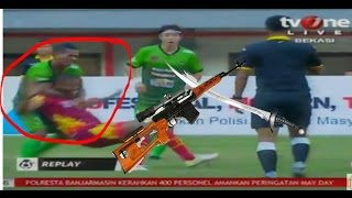Video RICUH ps tni vs ps bhayangkara/liga 1 traveloka 2017 MP3, 3GP, MP4, WEBM, AVI, FLV Juni 2018