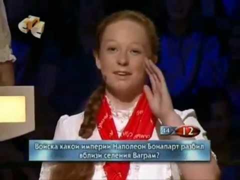 Тину Канделаки переговорила девочка из Приморья! (видео)