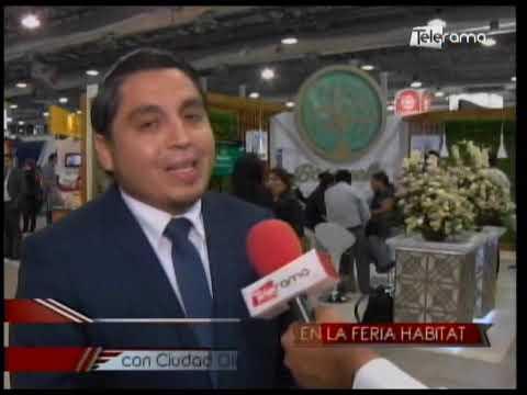 Ambiensa participa en la Feria Habitat con Ciudad Olimpo, Bella Vita y Bosquetto