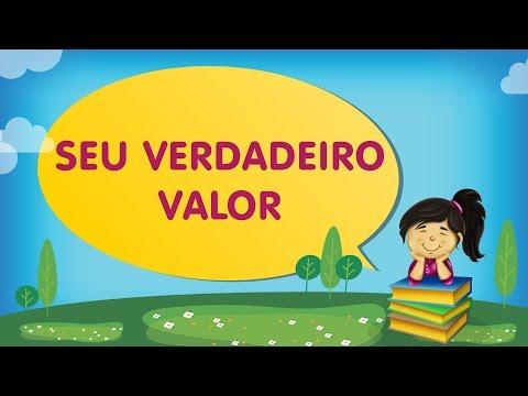 SEU VERDADEIRO VALOR | Histórias com a Tia Érika