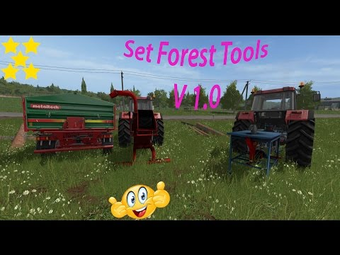 Set Forest Tools v1