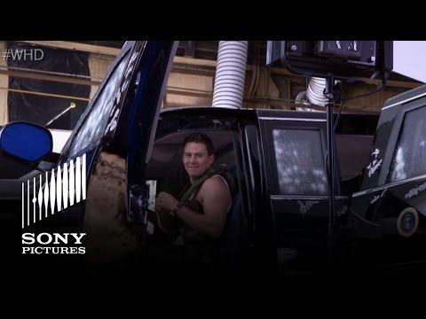 White House Down (Featurette 'The Beast')