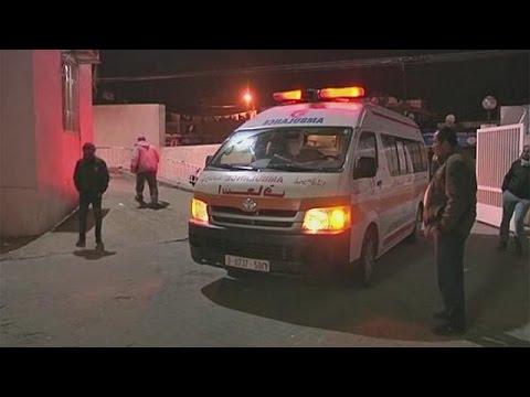Νεκροί και τραυματίες από έκρηξη σε τούνελ στη Γάζα