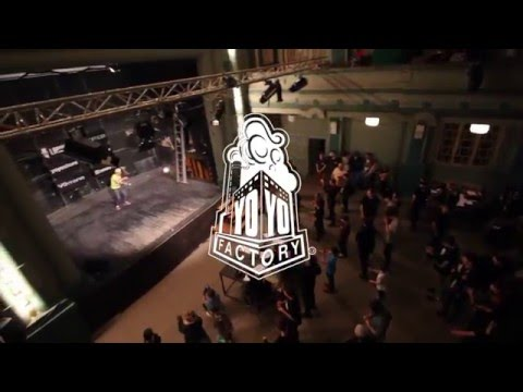 PYB 2016 | PRAGUE YOYO BATTLE
