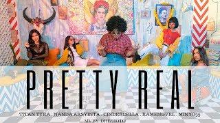 Video PRETTY REAL (Official MV) MP3, 3GP, MP4, WEBM, AVI, FLV Desember 2018