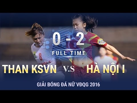 [HIGHLIGHTS] THAN KSVN 0-2 HÀ NỘI I