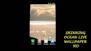 Free Ocean Live Wallpaper YouTube video