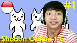 Video Main Cepat Syobon Online Level 1 - 5 - Ipad GamePlay MP3, 3GP, MP4, WEBM, AVI, FLV Juli 2018