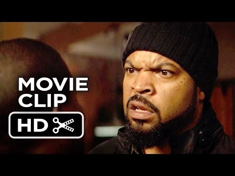 Ride Along (Clip 'Argument')
