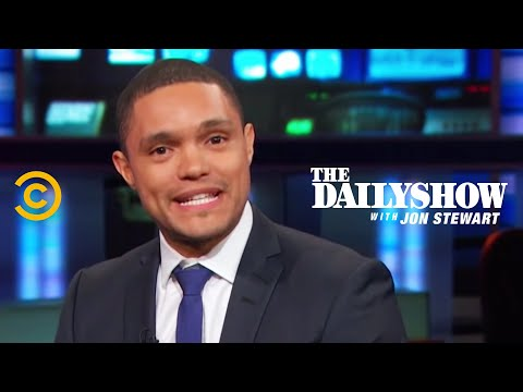 The Daily Show - Spot the Africa