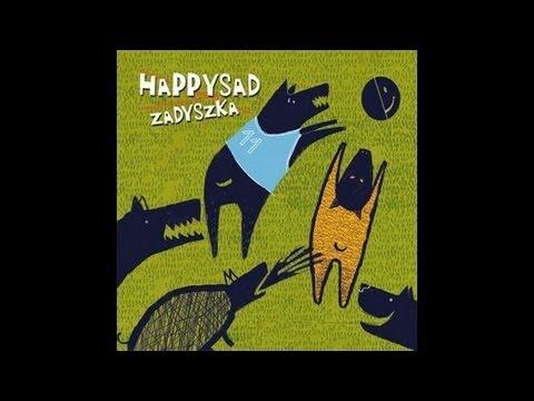 Tekst piosenki happysad - Manewry szczęścia po polsku