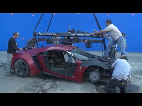 Furious 7 Behind the Scenes Part 5