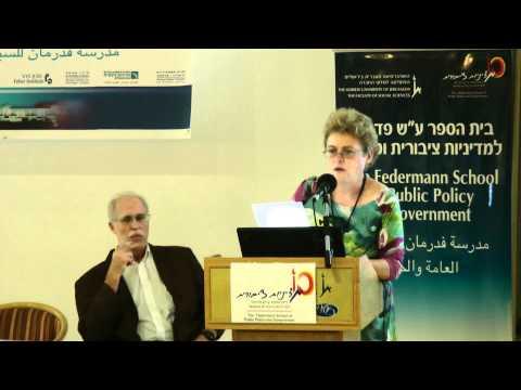 Decade Konferenz: Human Nature and Public Policy - Professor  'C ' Jones