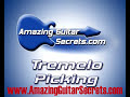 Denleyd1 - Amazing Guitar Secrets - Tremelo Picking
