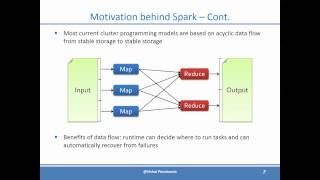 CSCI-E185, 2013 Final Project -- Berkeley Data Analytics Stack Emphasis On Spark