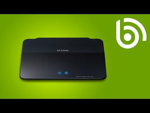 D-Link DIR-657 WiFi Router