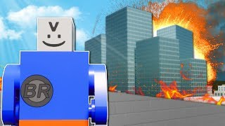 Nonton New City Destruction Investigation    Brick Rigs Multiplayer Gameplay   Lego City Roleplay Film Subtitle Indonesia Streaming Movie Download