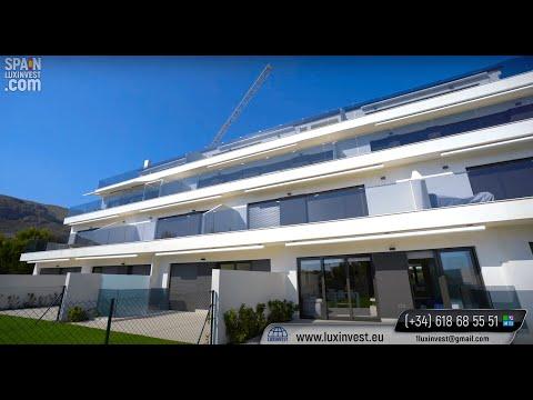 От 215000€/Элитные квартиры в Сьерра Кортине - лучший район в Бенидорме/Недвижимость в Испании 2020