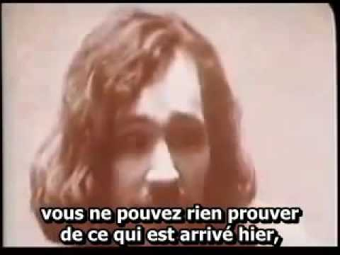 Charles Manson   Interview 1970