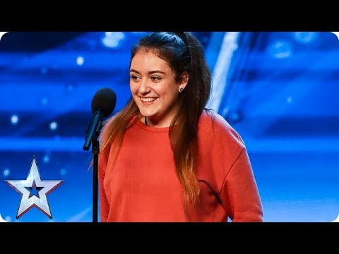 Amy Marie Borg SHOCKS everyone with INCREDIBLE voice! | Auditions | BGT 2018