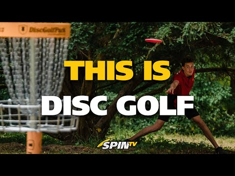 This is Disc Golf – SpinTV 2015