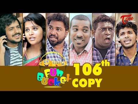 Fun Bucket | 106th Episode | Funny Videos | Harsha Annavarapu | Comedy Web Series