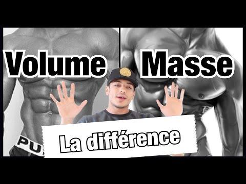 comment augmenter sa masse musculaire rapidement