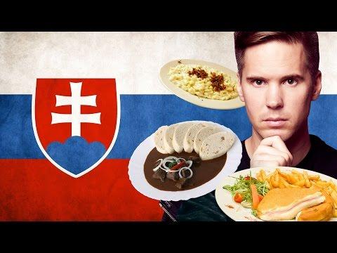 Američan žijúci v Poľsku ochutnával slovenské špeciality. Ako to dopadlo ?